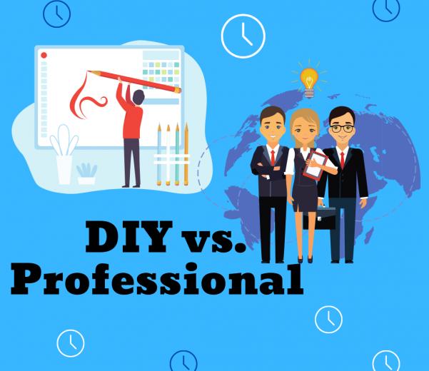 DIY vs. Professional